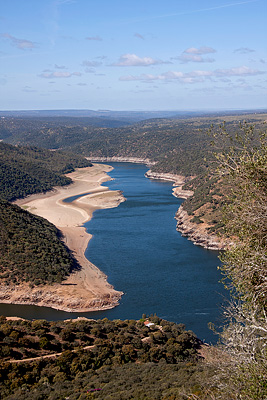 Natuur, Extremadura, landschap