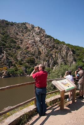 excursie, vogelen, vogels kijken, Monfrague, Extremadura