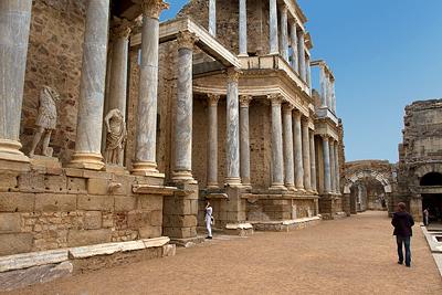 Mérida, UNESCO, teatro, Extremadura