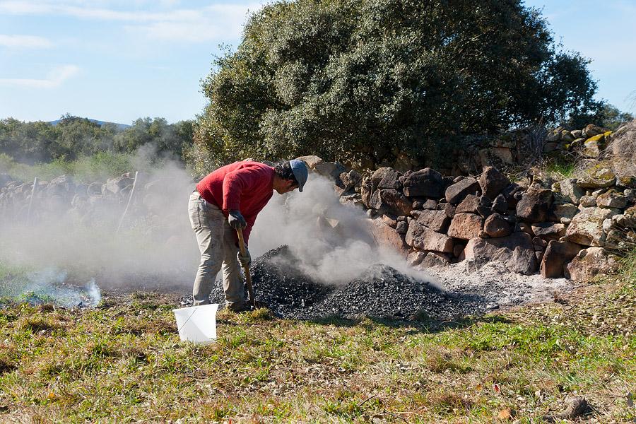 picón maken, Extremadura